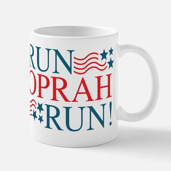 Run Oprah Run! Mug