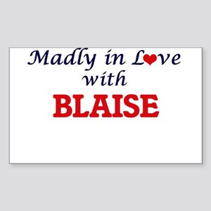 Madly in love with Blaise Sticker