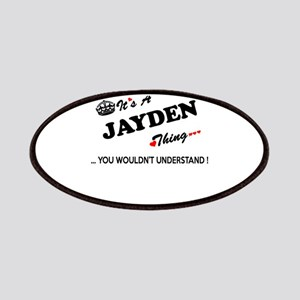 JAYDEN thing, you wouldn't understand Patch