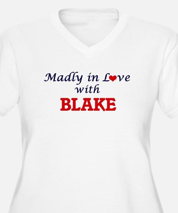 Madly in love with Blake Plus Size T-Shirt