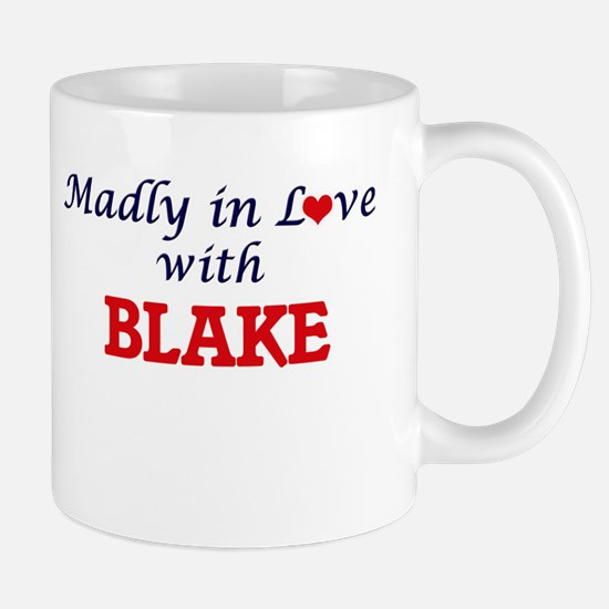 Madly in love with Blake Mugs