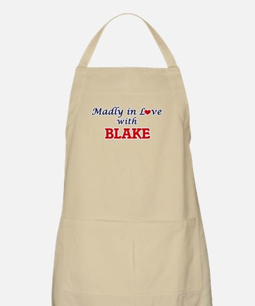 Madly in love with Blake Apron