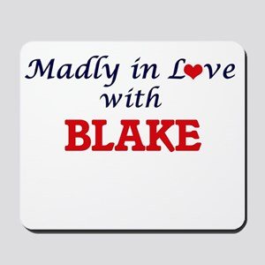 Madly in love with Blake Mousepad