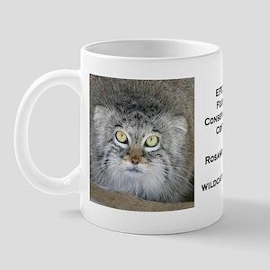 Pallas' Cat Mug