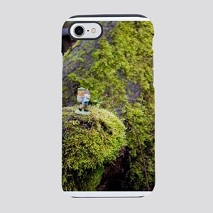 Mossy Cliff Gnome iPhone 8/7 Tough Case