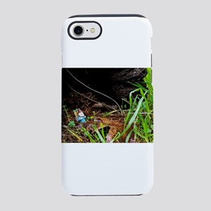 Gnome Log iPhone 8/7 Tough Case