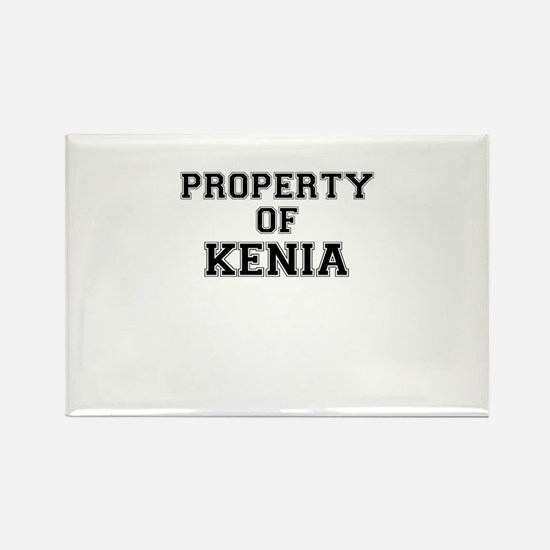 Property of KENIA Magnets