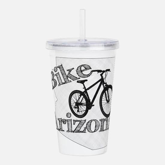 Bike Arizona Acrylic Double-wall Tumbler