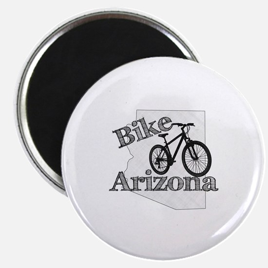 """Bike Arizona 2.25"""" Magnet (10 pack)"""