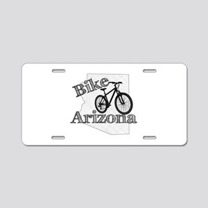 Bike Arizona Aluminum License Plate