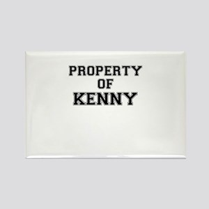 Property of KENNY Magnets