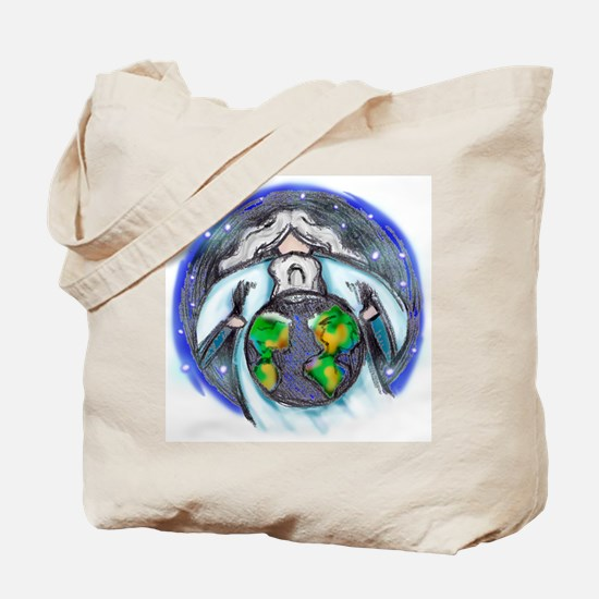 May He Bless The World! Tote Bag