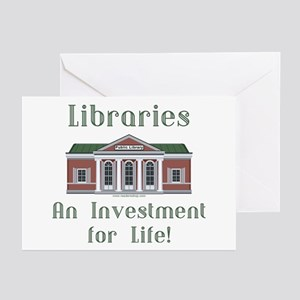 Investment for Life! Greeting Cards (Pk of 10)