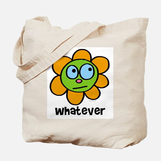 Whatever flower Tote Bag