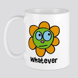 Whatever flower Mug