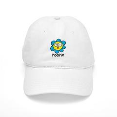 Poopie Flower Baseball Cap