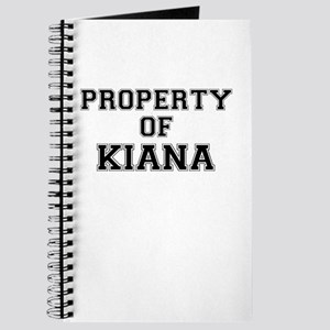 Property of KIANA Journal