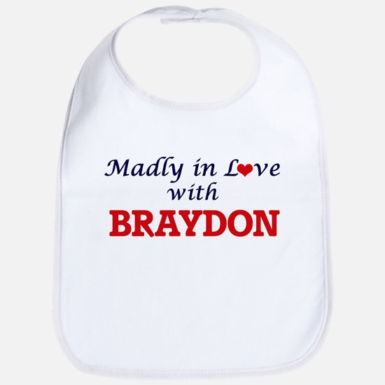 Madly in love with Braydon Bib