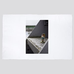 Steel Stairs Gnome II 4' x 6' Rug