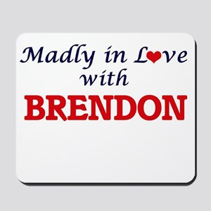 Madly in love with Brendon Mousepad