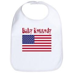 Baby Kennedy Bib