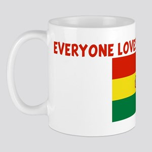 EVERYONE LOVES A BOLIVIAN GIR Mug