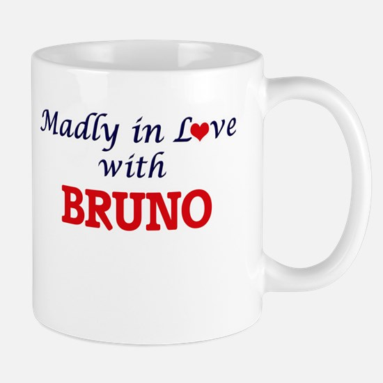 Madly in love with Bruno Mugs