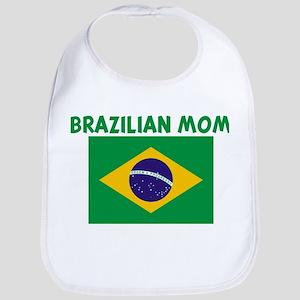 BRAZILIAN MOM Bib
