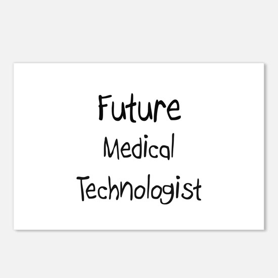 Future Medical Technologist Postcards (Package of