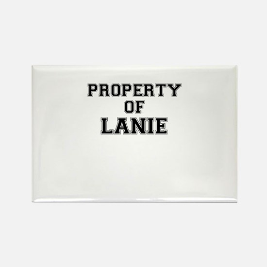 Property of LANIE Magnets