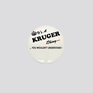 KRUGER thing, you wouldn't understand Mini Button