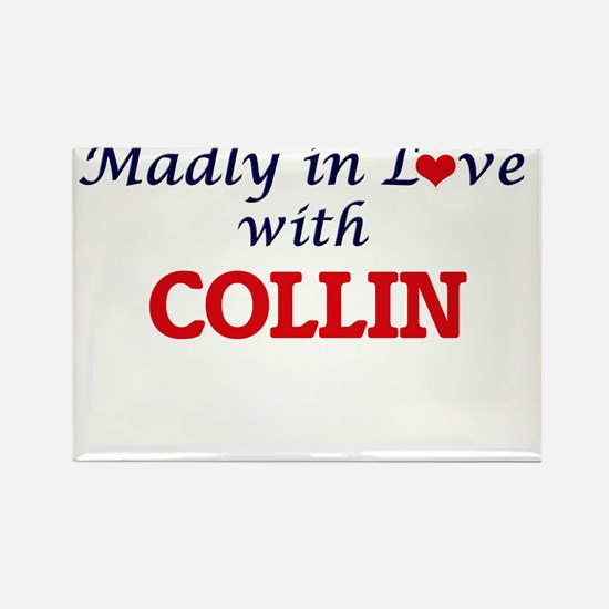 Madly in love with Collin Magnets