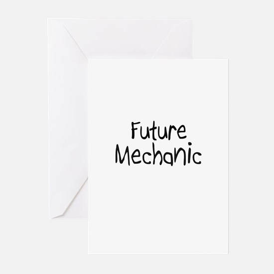 Future Mechanic Greeting Cards (Pk of 10)
