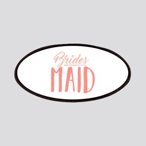 Bridesmaid Patch