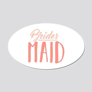 Bridesmaid Wall Decal