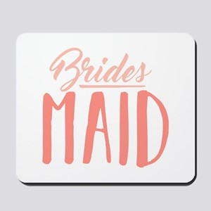 Bridesmaid Mousepad