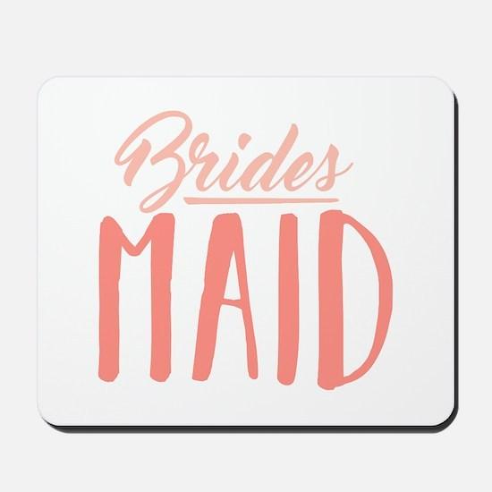 Bridesmaid Mousepad