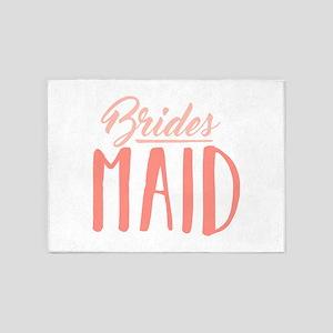 Bridesmaid 5'x7'Area Rug