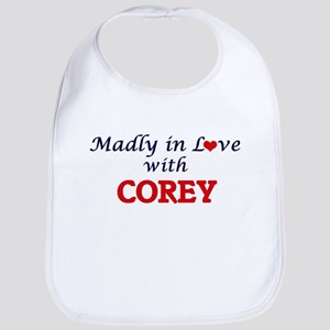 Madly in love with Corey Bib