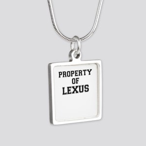 Property of LEXUS Necklaces