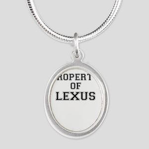 Property of LEXUS Necklaces