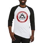 GRACIE Jiu-Jitsu Athens 2018 Logo Baseball Jersey