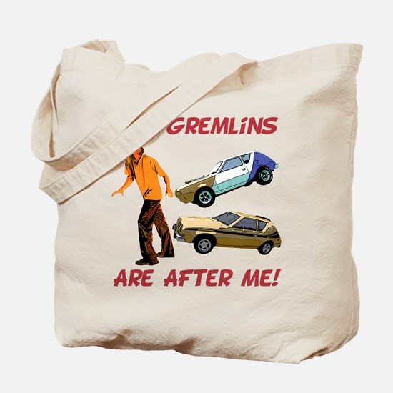 Gremlins After Me Tote Bag