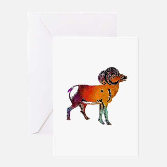 BIGHORN Greeting Cards
