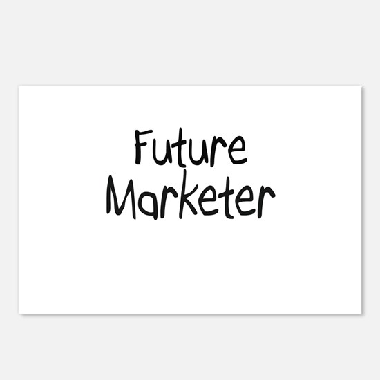 Future Marketer Postcards (Package of 8)