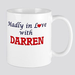 Madly in love with Darren Mugs