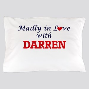 Madly in love with Darren Pillow Case
