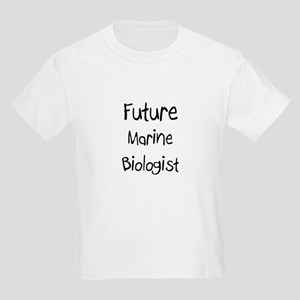 Future Marine Biologist Kids Light T-Shirt