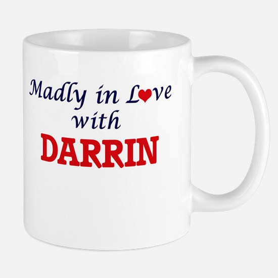 Madly in love with Darrin Mugs