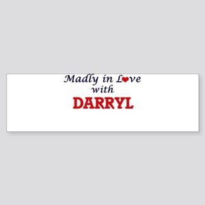Madly in love with Darryl Bumper Sticker